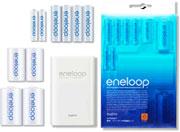 SANYO 「eneloop」 電池スペーサー付充電器セット N-TG6SET