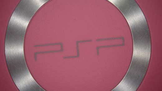 PSP「プレイステーション・ポータブル」 ピンク